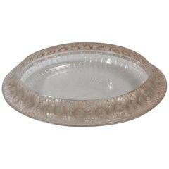 """René Lalique Bowl """"Marguerites"""""""