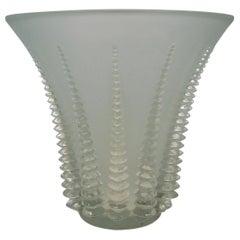 """René Lalique """"Font -Romeu"""" Vase"""