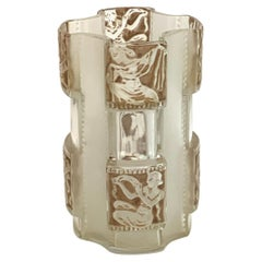 "Rene Lalique ""Helene"" Vase, circa 1947"