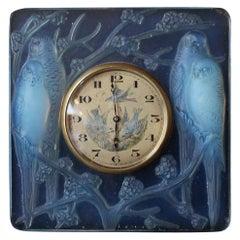 """René Lalique """"Inseparables"""" Uhr"""