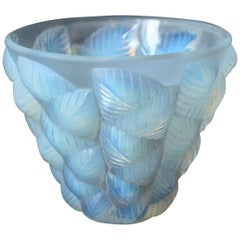 Rene Lalique Moissac Vase