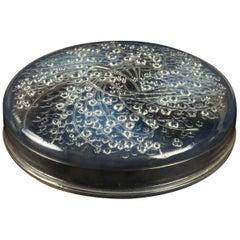 René Lalique Opalescent Box Muguets