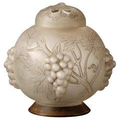 Rene Lalique Perfume Burner Raisins