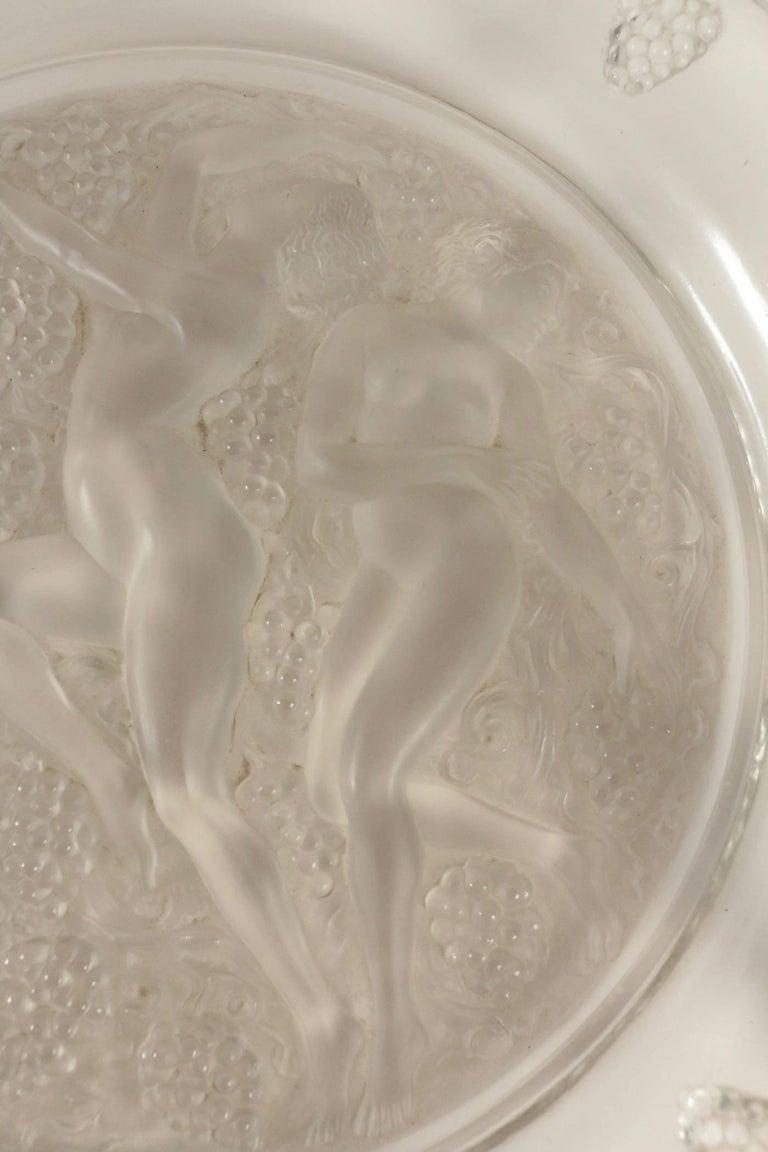 Art Glass René Lalique Plat