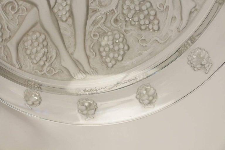 René Lalique Plat