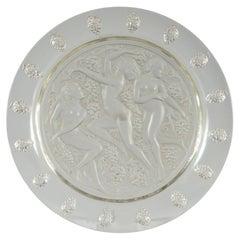 """René Lalique Plat """"Cote d' Or"""""""