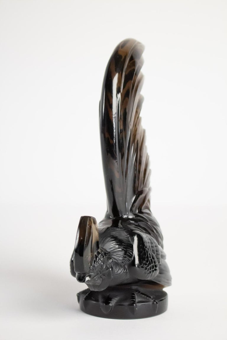 Rene Lalique Topaze Mascotte