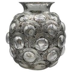 """René Lalique Vase """"Antilopes"""""""