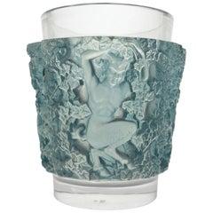 """René Lalique Vase """"Bacchus"""""""