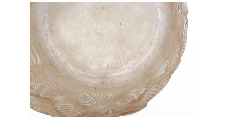 European René Lalique Vase
