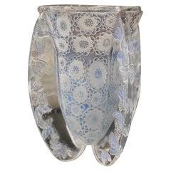 René Lalique Vase Papillons