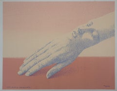 Indiscrete Jewels (Les Bijoux Indiscrets) - Original lithograph [Catalog #3]