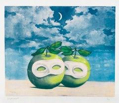 La Valse Hesitation, René Magritte
