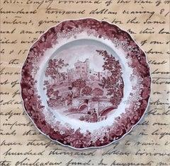 Dinner Plate Ruby