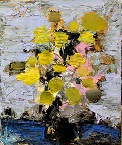 Chinese Contemporary Art by Renjie Gao - The Flower
