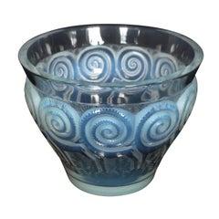 Rene Lalique 'Rennes' Vase