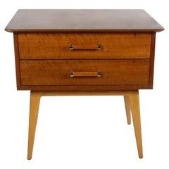 Renzo Rutilli Nightstand for Johnson Furniture Co.