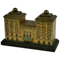 Replica of Old NY Metropolitan Opera House Trinket Box