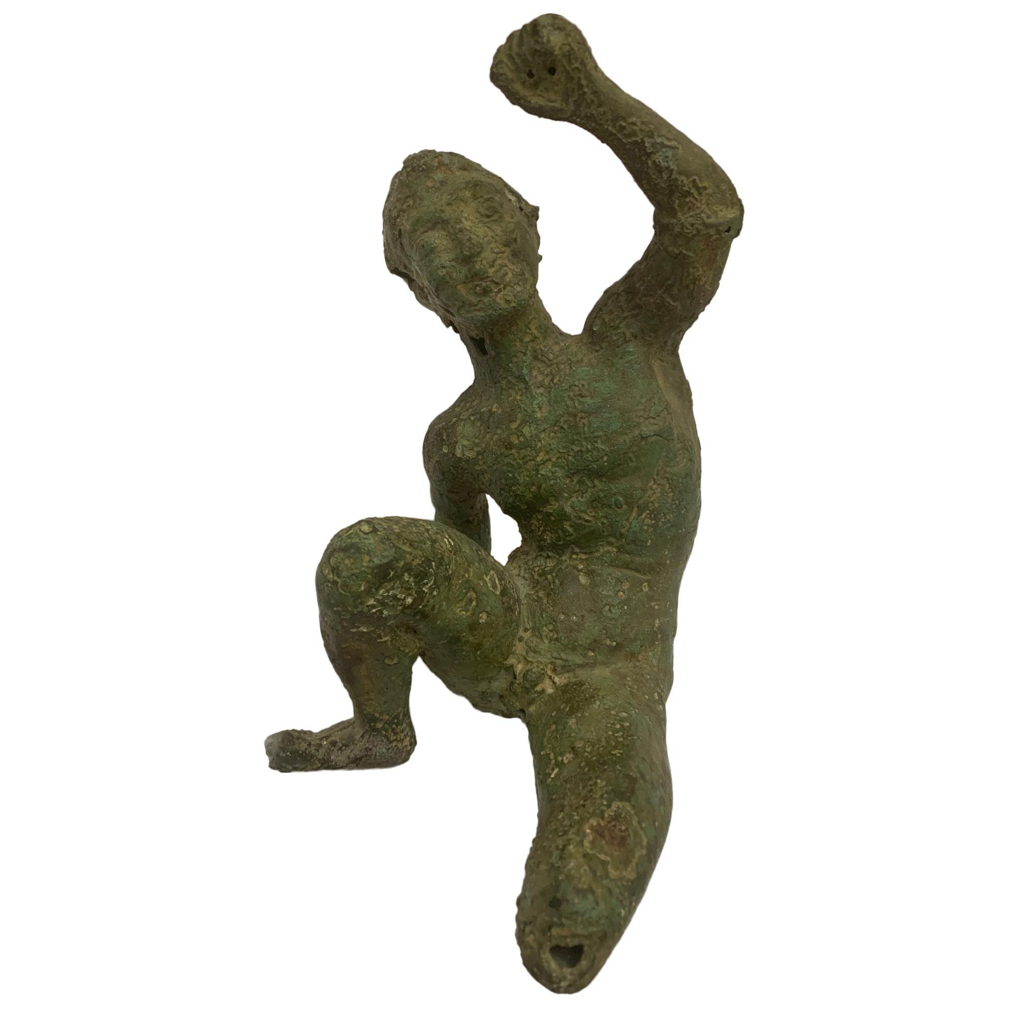 Replica of Sculpture from Pompeii