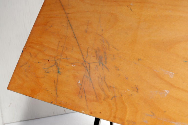 Reply Architect Drafting Table Friso Kramer, Wim Rietveld Ahrend Cirkel, 1959 For Sale 6