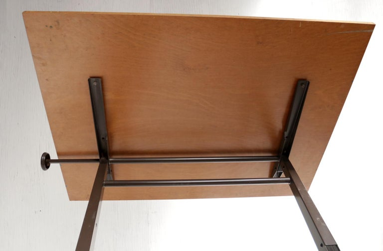 Reply Architect Drafting Table Friso Kramer, Wim Rietveld Ahrend Cirkel, 1959 For Sale 9