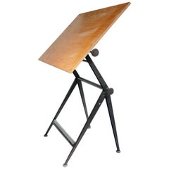 Reply Architect Drafting Table Friso Kramer, Wim Rietveld Ahrend Cirkel, 1959