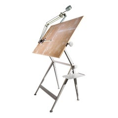 Reply Architect Drawing Table Friso Kramer, Wim Rietveld Ahrend de Cirkel, 1959