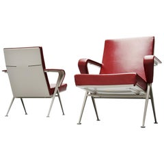 Repose Chairs Friso Kramer for Ahrend de Cirkel, 1959