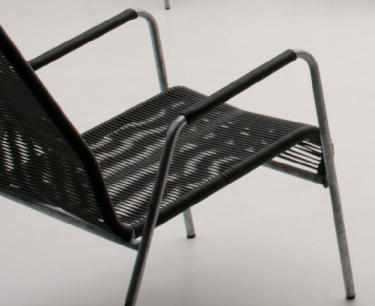 Remarkable Reproduction Of Famous Swiss Outdoor Spaghetti Lounge Chair From The 1950S Machost Co Dining Chair Design Ideas Machostcouk