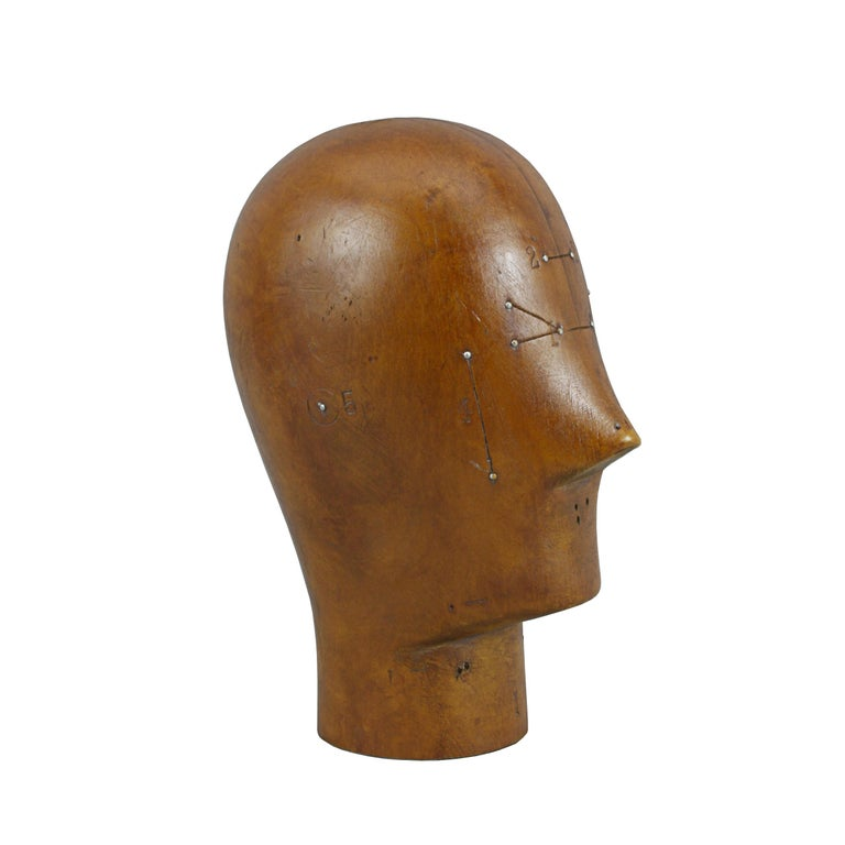 Hat block, head block.