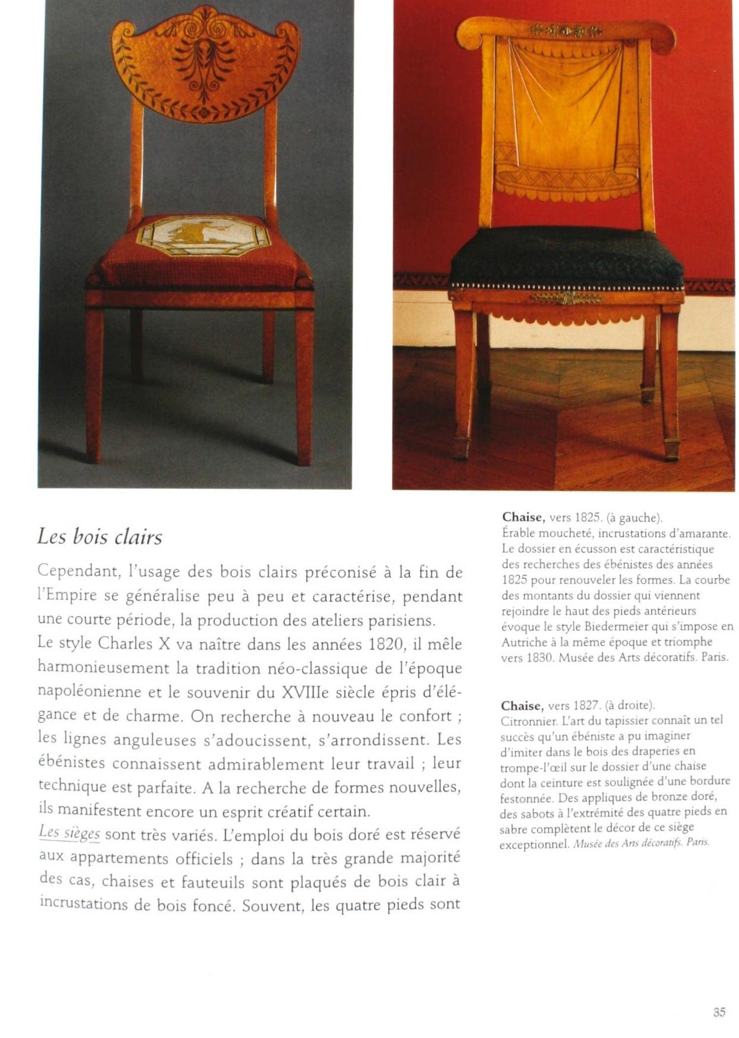 Tapissier Paris 20 restauration, louis-philippejanine leris-laffargue, 1st edition