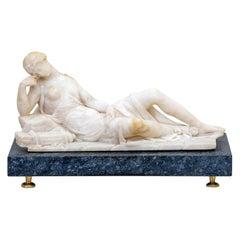 Resting Diana, Italy, 19th Century