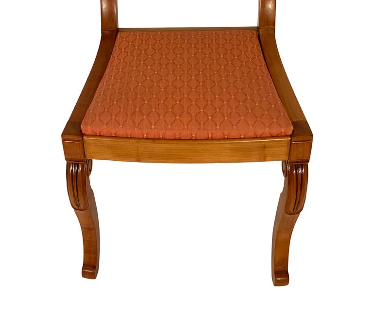 Restoration Dining Chairs with Armchairs For Sale 1