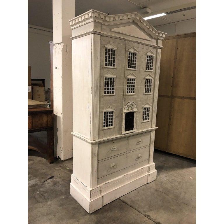 Restoration Hardware Doll House Cabinet For Sale At 1stdibs
