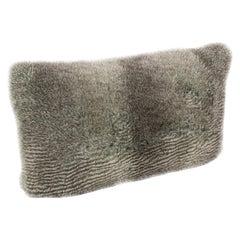 Restoration Hardware Faux Fur Throw Pillow