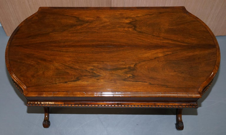 Restored Early Victorian Hardwood Bagatelle Table Ornately Carved Pub Games In Good Condition For Sale In , Pulborough