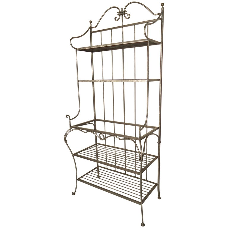Restored Kitchen Storage Rack For Sale