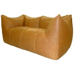 Restored Le Bambole Sofa design Mario Bellini for B&B Italia, 1980s