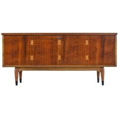 Restored Mid-Century Modern Lane Acclaim Cedar Chest Cabinet