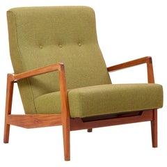 Restored U453 Lounge Chair by Jens Risom