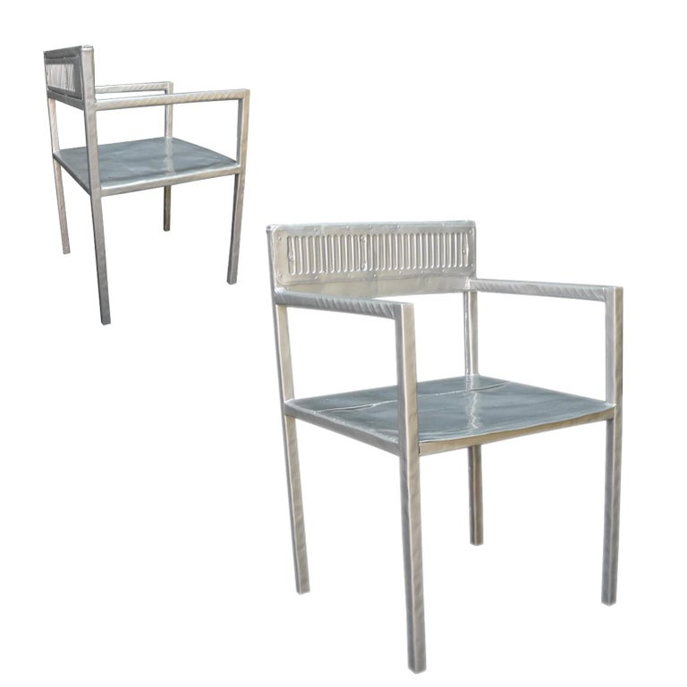 Pressed Contemporary Reta Chair from