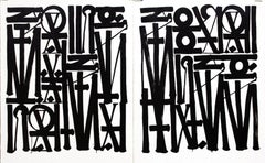 Say My Name So You Can See Me (Diptych)