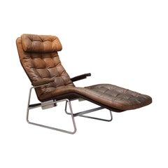 Retro Armchair Lounger 1960-1970 Danish Design