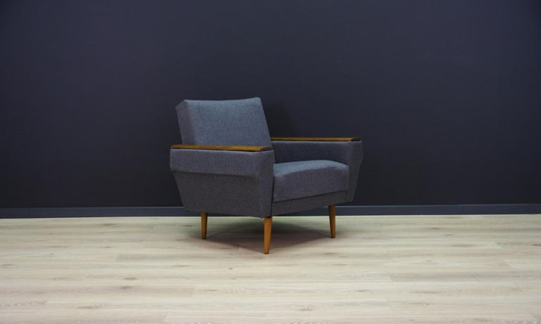 Other Retro Armchair Scandinavian Design Vintage For Sale
