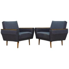 Retro Armchair Scandinavian Design Vintage