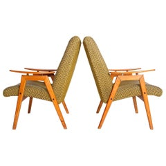 """Retro Armchairs """"Brussels"""""""