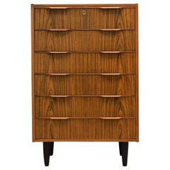 Retro Chest of Drawers 1960-1970 Vintage