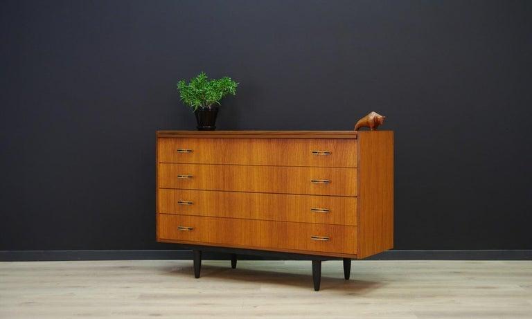 Retro Kommode Danish Design Vintage Teak Bei 1stdibs