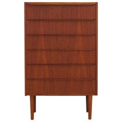 Retro Chest of Drawers Vintage, 1960-1970
