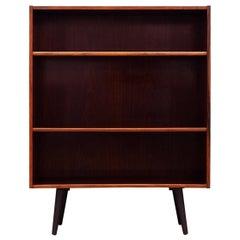 Retro Rosewood Bookcase Scandinavian Design, 1970s